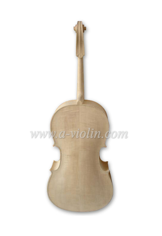 4/4, 3/4 Unvarnish White Cello (C30W)